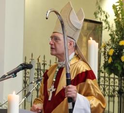 'Bisschop Hurkmans kampt met chronisch vermoeidheidssyndroom'