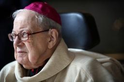 Bisschop Ernst honderd jaar