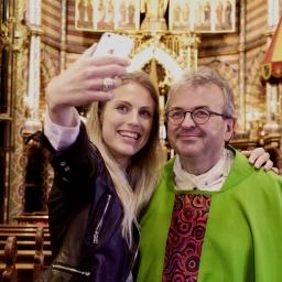 Bisschop van Roermond dankzij Esmay Jansen